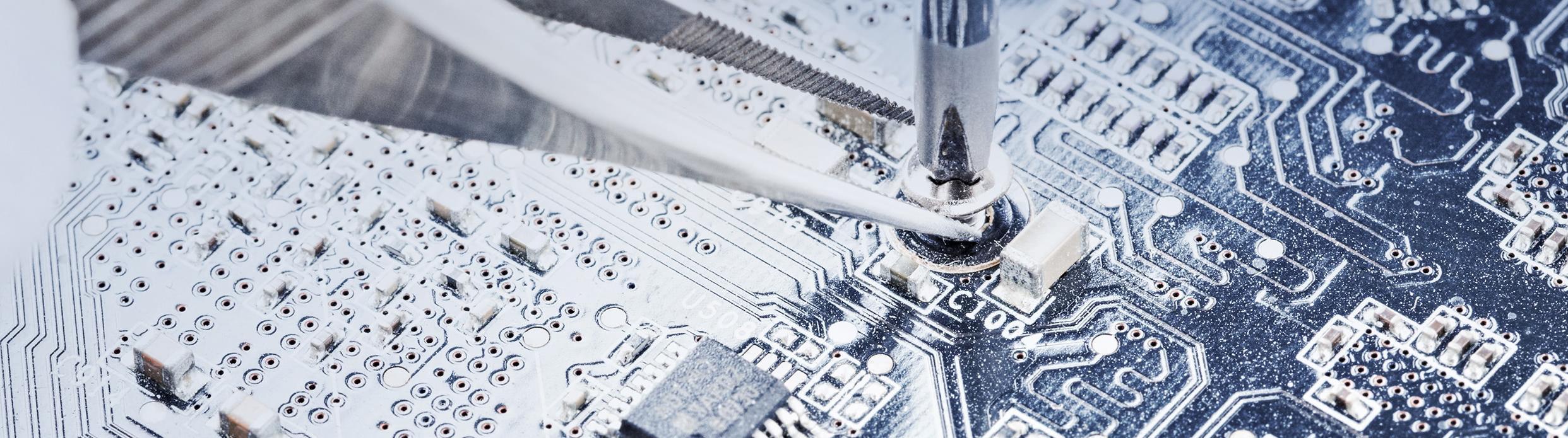 Beratung Elektronik und Elektrotechnik