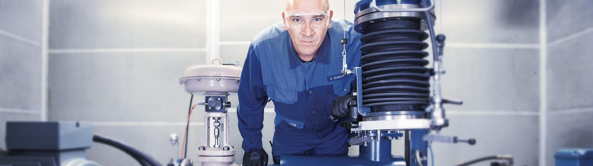 Aerzener Maschinenfabrik Header